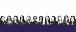 She Has a Reputation: Honoring the women of Purple during Women's History Month